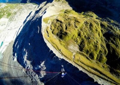 Cross-country-paragliding-Alps_Verbier-Summits