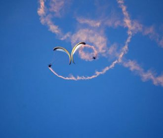 acro-course-paragliding