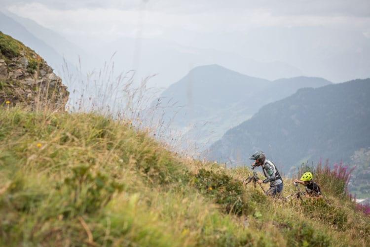 verbier-mountainbiking
